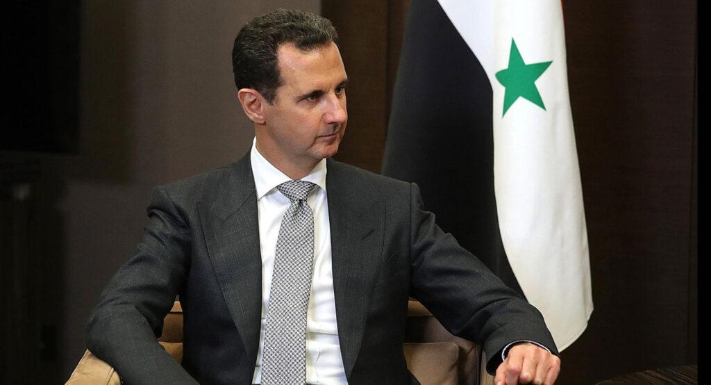 Intervista di Charlie Rose a Bashar al-Assad