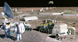 Basi su Luna e Marte