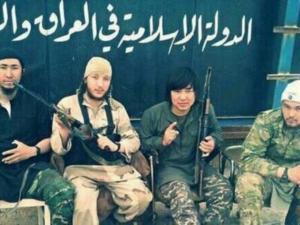 Combattenti uiguri in siria