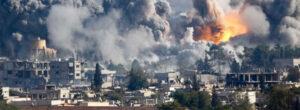 escalation del conflitto in siria