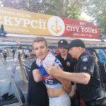 Arrestato statunitense a Odessa